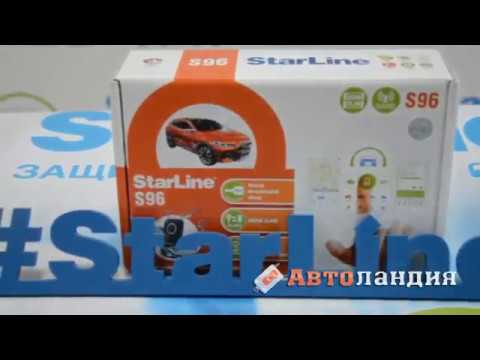 StarLine S96 BT 2CAN 2LIN GSM