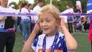 Более тысячи любителей спорта вышли на старт «Кросса Белогорья»