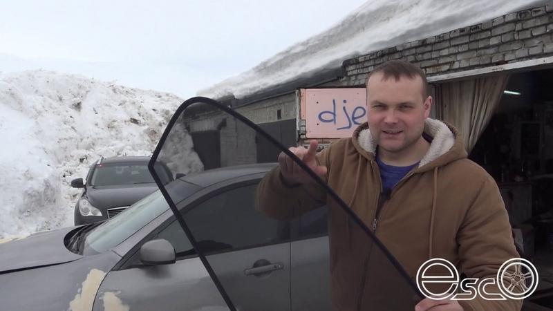 Популярный автомобильный видеоблогер Миша Яковлев о автошторках EscO
