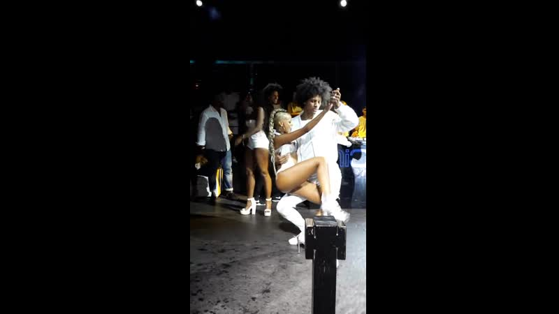 LesTwins white party latino chill