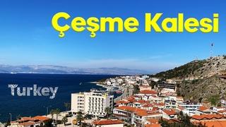 Крепость в Чешме, прогулка по городу, дорога в Измир, Турция 2021 - Ivan Life