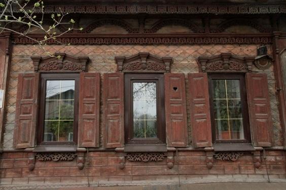 Дом Глеба Успенского