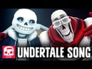Sans and Papyrus Song - An Undertale Rap by JT Music To The Bone [SFM]