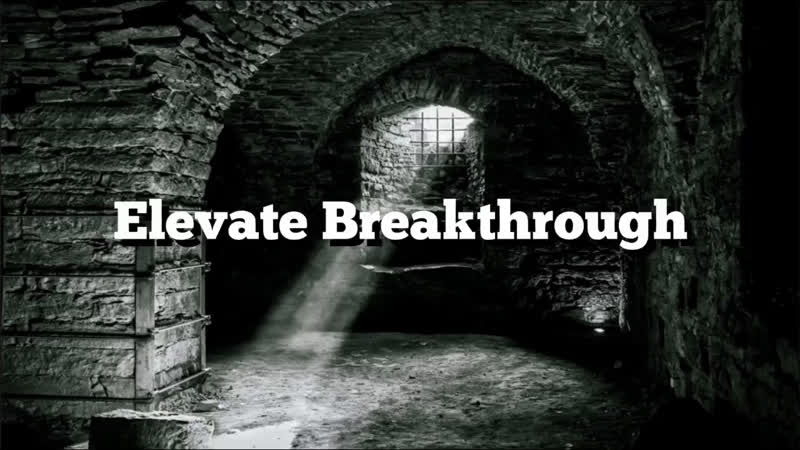 Rebroadcast Elevate Breakthrough