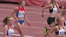 легкая атлетика девушки первенство России ПР18 Челябинск