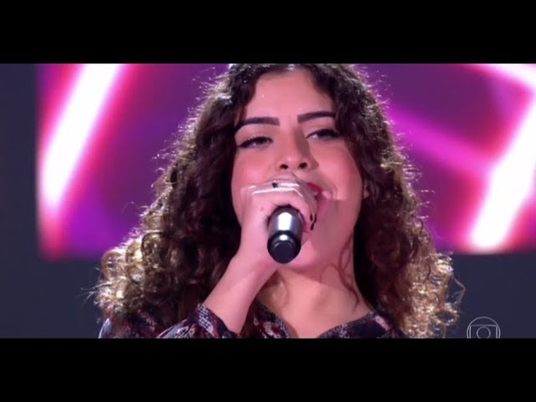 Lonely Day System of a Down The Voice Brasil 2019 Lúcia Muniz 16yrs old
