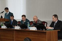 Игорь Артамонов принял участие в итоговом заседании коллегии УФНС России по Липецкой области