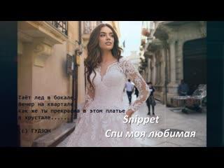 ГУДЗОН - Snippet - Спи моя любимая