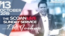 LIVE Sunday Service At The SCOAN With T.B. Joshua (13/10/19)