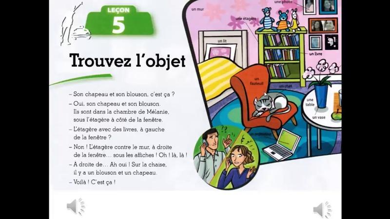 Le nouveau taxi lecon 1 15 french
