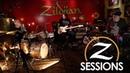 Zildjian Sessions Gary Novak Scott Kinsey Tim Lefevre