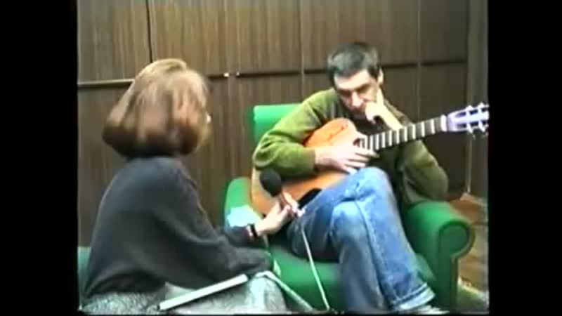 Сергей Коржуков. Интервью для ТВ, г.Сург...) 1992 г. (240p).mp4