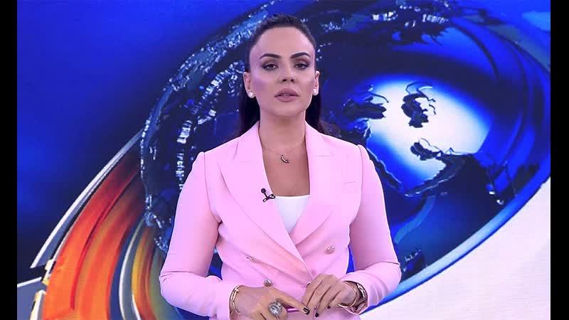 Buket Aydınla Kanal D Haber - 30.10.2019 -02