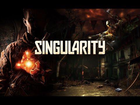 Прохождение Singularity Часть 4: Слепые твари в катакомбах