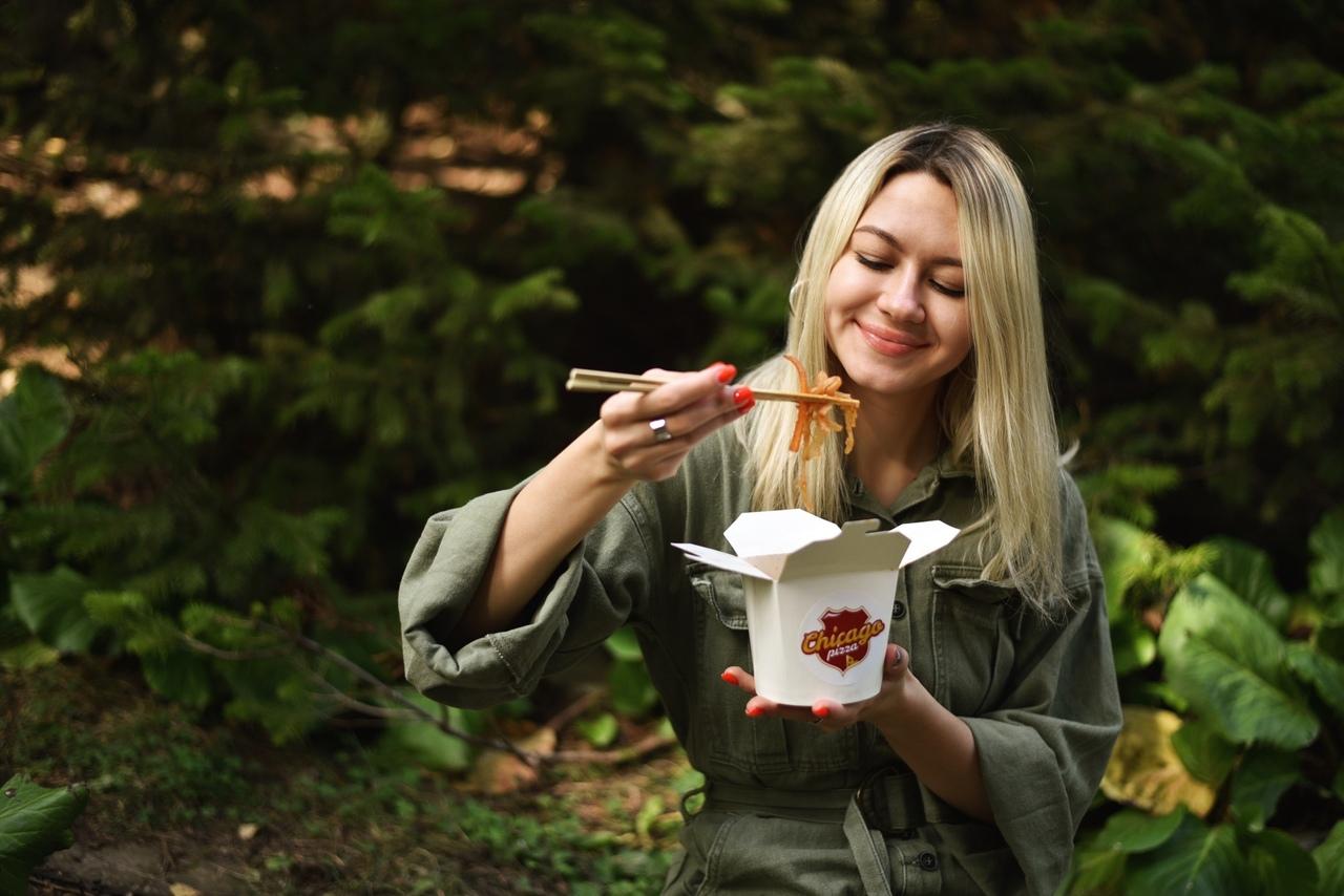 Афиша Барнаул Фотосессия с едой от Чикаго Пицца