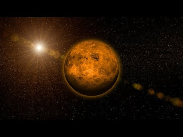 С точки зрения науки Венера зловещий близнец Земли Вселенная