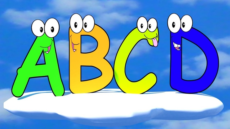 ♫ La Chanson de l'Alphabet ♫ French ABC Song ♫ French Alphabet ♫ Les Lettres de l'Alphabet ♫
