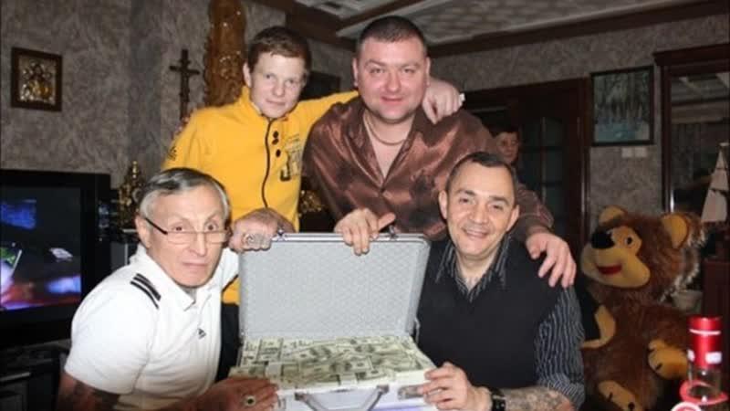 Михаил Круг и Саша Север Владимирский централ 1080HD
