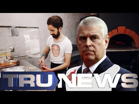 Prince Andrew's Pizza Alibi: Pedophile Pal Epstein Delivered for the UK