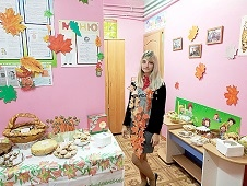 За выпечкой и овощами – в детский сад