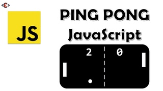 Code Ping Pong Game Using JavaScript and HTML5