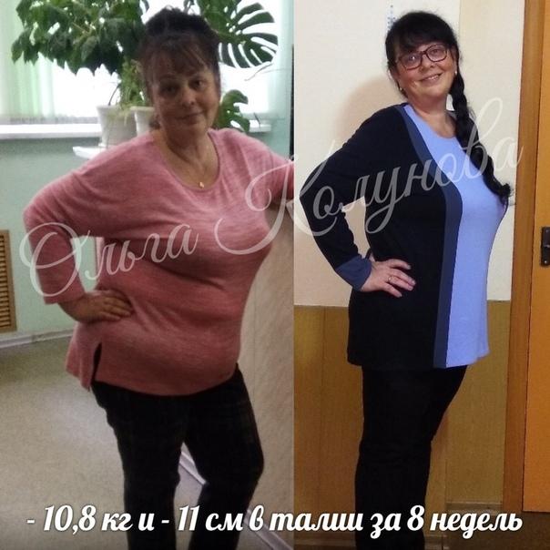 Похудеть После 65 Лет.