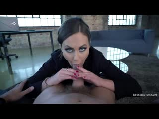 Tina Kay - LifeSelector Series Private School For Pervs, ep.1 (2020) [Blowjob, Anal, POV, Cum on body, MILF]