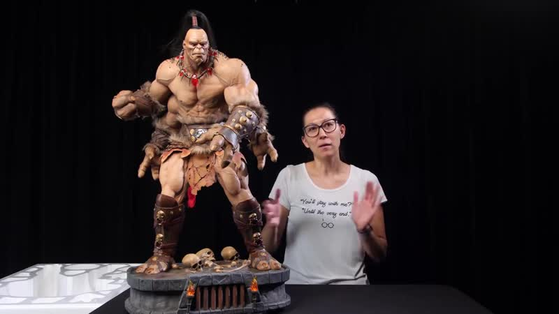 Unboxing the Mortal Kombat Goro Statue PCS Collectibles