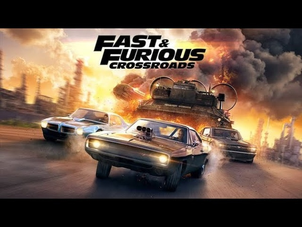 Fast Furious Crossroads Part 1 Gameplay Walkthrough Meet Dom Toretto and Letty racing the Tank