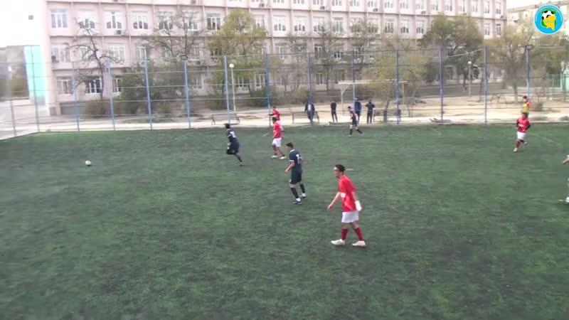 ЛЛФ 2020 Осень Видео обзор матча КИС Актау Каракиянский колледж Лига В2 10 тур 25 10 20г