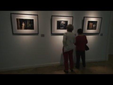 Знаменитые фотографии Анни Лейбовиц в Эрмитаже