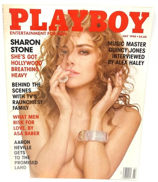Шэрон Стоун снялась обнаженной для Playboy ради роли в «Основном инстинкте» Звезда отметила, что такова была стратегия. В начале 1990-х Шэрон Стоун была начинающей актрисой. Поэтому, когда
