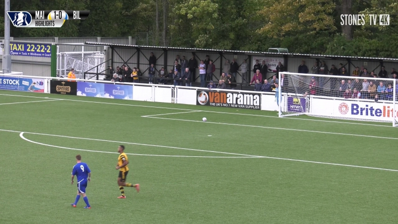 Maidstone United vs Billericay Town 15 10 2016 raport 1080p