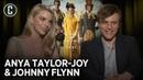 Anya Taylor Joy and Johnny Flynn Talk Emma and The New Mutants