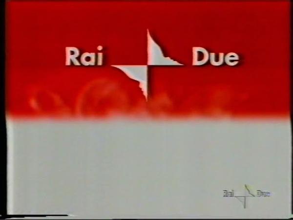 Sequenza spot Rai Due 2001 Frammento