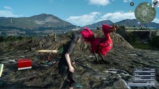 Final Fantasy XV, 100% прохождение, часть 50