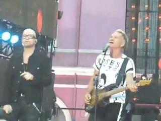 Sting, Shaggy, Pascal Obispo, Garou - .