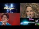 Fantastic Duo 5 Димаш Кудайберген Adagio Lara Fabian Dimash Kudaibergen