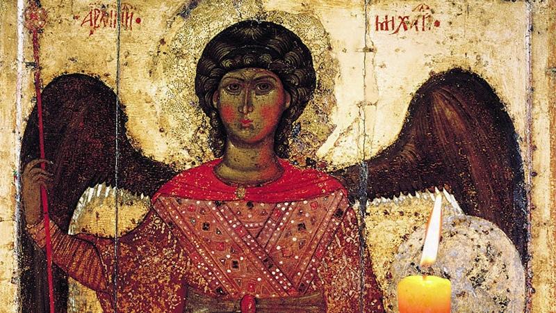 ☦Молитва Архангелу Михаилу Защитная молитва от врагов Архангелу Михаилу☦ 1 час
