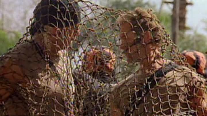 ПРИКЛЮЧЕНЧЕСКИЙ БОЕВИК США Гром в Раю 7 серия Подарок судьбы 2 1993 1994 годы 12
