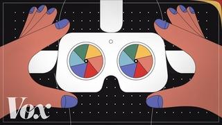 Как виртуальная реальность обманывает наши мозги [VOXxPAPALAM].