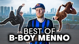 B-Boy Menno's BEST moments | 10 YEARS of Red Bull BC One All Stars