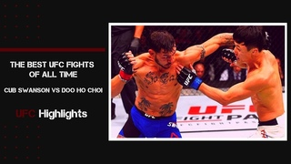 Cab Swanson vs Doo Ho Choi | UFC Highlights | The Best UFC Fights of All Time
