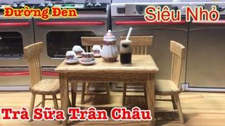 Miniature Milk Tea, How To Make Miniature Milk Tea,