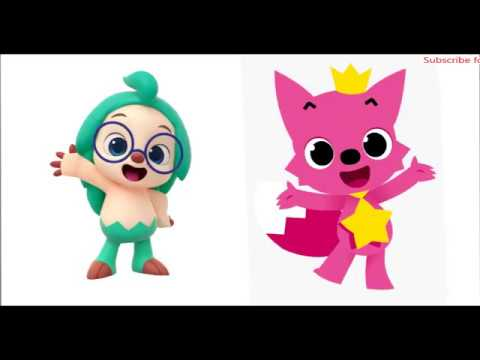 Pinkfong Play back Effects | Pinkfong Effects MOST VIEWED | Pinkfong Logo Effects In Weird Wave