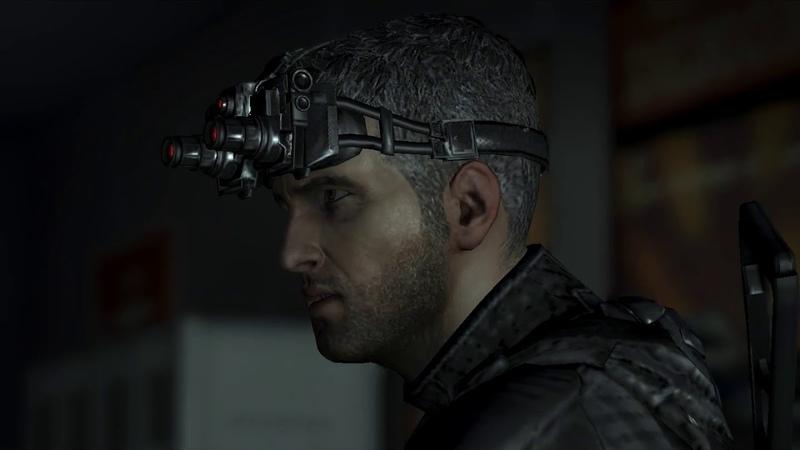 Tom Clancy's Splinter Cell Blacklist миссия 5 пройдено частное поместье
