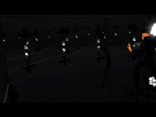 MMD60fps Follow the Leader Eren Mikasa Levi Petra Farlan mp4