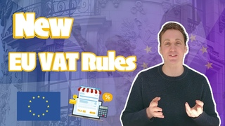 New EU VAT rules are here! Check out VAT changes on dropshipping and distance selling