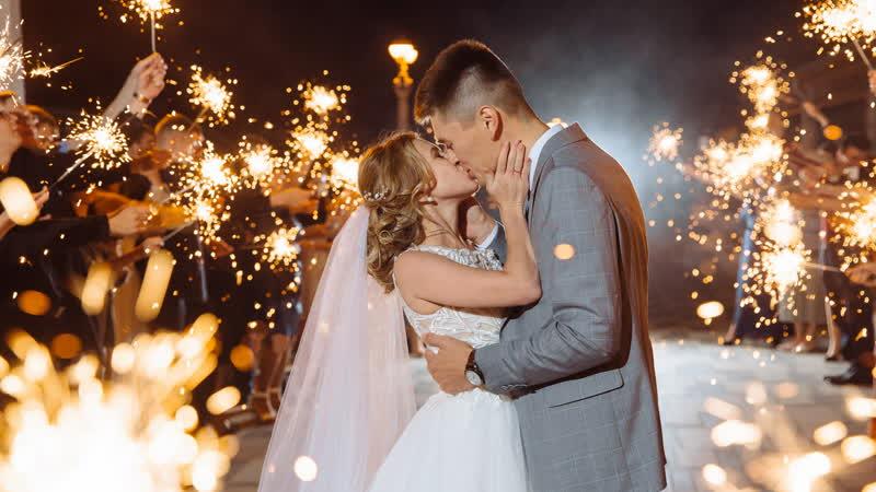 Свадьба Фаиза и Алины