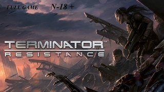 Terminator™ Resistance (2019) Gameplay [PS4]